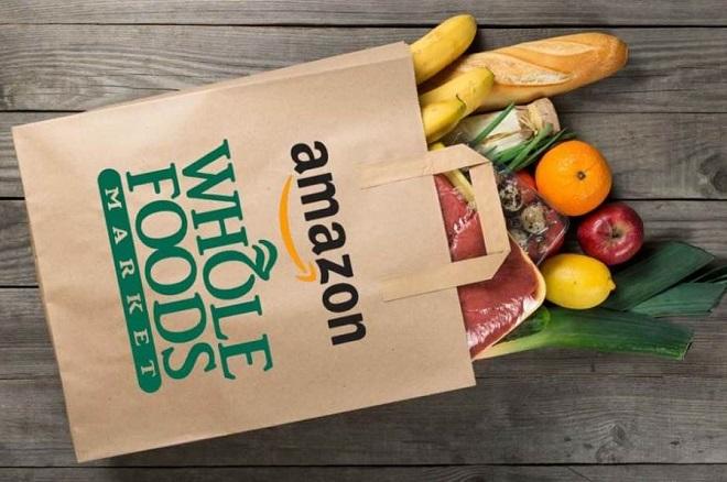 H Amazon θέλει να γίνει το μανάβικο σας