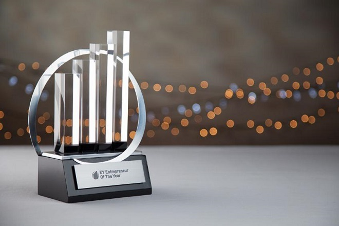 ΕΥ: Αυτοί είναι οι νικητές του διαγωνισμού «Επιχειρηματίας της Χρονιάς» 2017