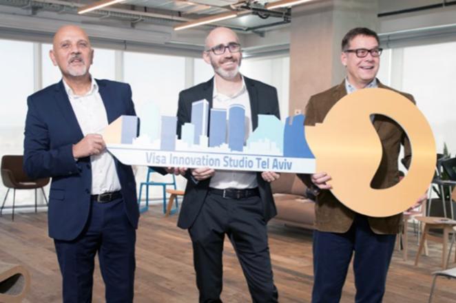 Η Visa εγκαινιάζει το Innovation Studio στο Tel Aviv