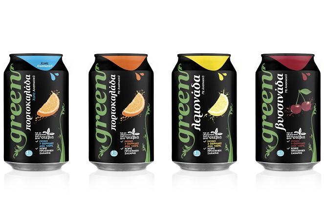 Νέα προϊόντα με στέβια από την Green Cola Hellas