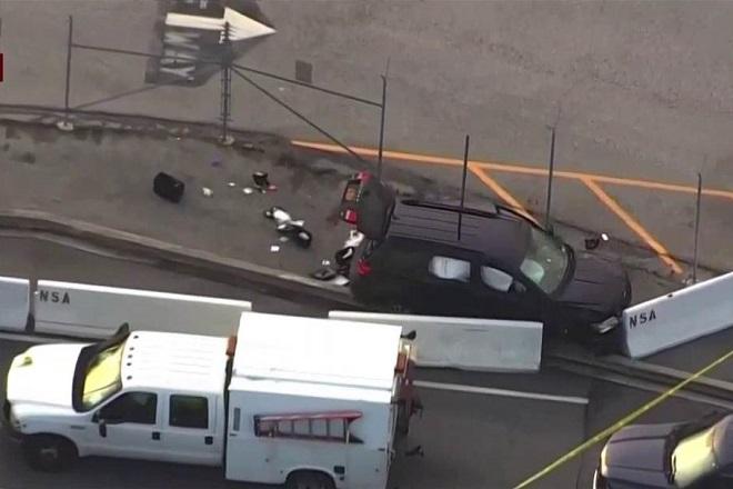 Πυροβολισμοί με έναν τραυματία στα κεντρικά της NSA στο Μέριλαντ των ΗΠΑ
