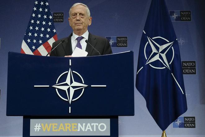 Μήνυμα των ΗΠΑ σε Ευρώπη: Κοινή άμυνα αποτελεί το ΝΑΤΟ και μόνο το ΝΑΤΟ