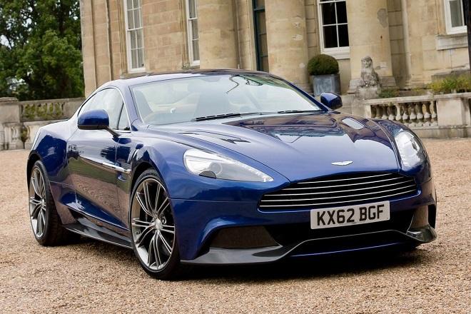 Στο «σφυρί» η Aston Martin του Ντάνιελ Κρεγκ