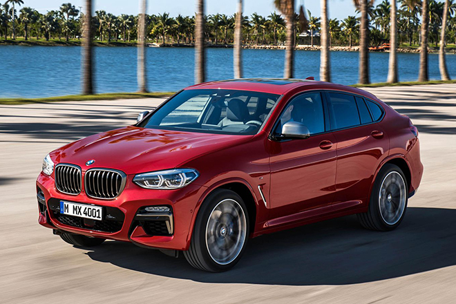 BMW X4: Βγήκε από την παραγωγή το όχημα νούμερο 200.000