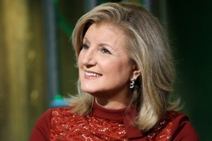 NEW YORK, NY - SEPTEMBER 07:  co-founder and editor-in-chief of The Huffington Post, Arianna Huffington attends AOL BUILD Series to discuss a new project aimed at inspiring Americans to engage in actions of compassion, citizenship and civility at AOL HQ on September 7, 2016 in New York City.  (Photo by Steve Mack/FilmMagic)