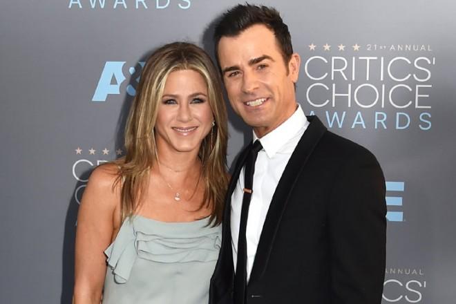 Διαζύγιο στο Χόλιγουντ: Χωρίζουν Jennifer Aniston-Jusin Theroux