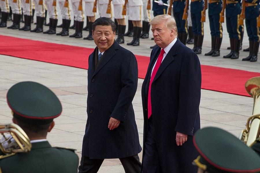 Αφού «τράβηξε την πρίζα», ο Τραμπ τώρα λέει ότι θέλει να σώσει τον κινεζικό κολοσσό ZTE