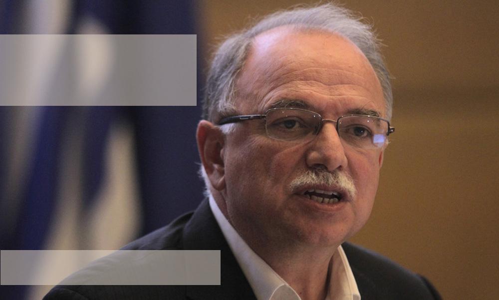 """Ο αντιπρόεδρος του Ευρωπαϊκού Κοινοβουλίου και ευρωβουλευτής του ΣΥΡΙΖΑ Δημήτρης Παπαδημούλης ανοίγει τις εργασίες της συνάντησης """"Ημερίδες  Μελέτης"""" στην Αθήνα που διοργανώνει η ομάδα της Ενωμένης Ευρωπαϊκής Αριστεράς (GUE/NGL) στο Ευρωκοινοβούλιο, Τρίτη 2 Ιουνίου 2015.  Στο επίκεντρο των συζητήσεων θα είναι το χρέος των χωρών της Περιφέρειας, αίτια, συνέπειες και λύσεις, η πολιτική συνοχής ως απάντηση στην οικονομική κρίση, η καταπολέμηση της λιτότητας και των κοινωνικών ανισοτήτων και η αποτύπωση εναλλακτικών λύσεων για την Ευρώπη.Στις εργασίες θα συμμετέχουν από ελληνικής πλευράς ευρωβουλευτές του ΣΥΡΙΖΑ, ο Αντιπρόεδρος και μέλη της ελληνικής κυβέρνησης, οικονομολόγοι και αναλυτές από διάφορες χώρες της Ευρώπης και 33 ευρωβουλευτές από σχεδόν όλα τα κράτη μέλη της Ευρώπης.ΑΠΕ-ΜΠΕ/ΑΠΕ-ΜΠΕ/ΟΡΕΣΤΗΣ ΠΑΝΑΓΙΩΤΟΥ"""