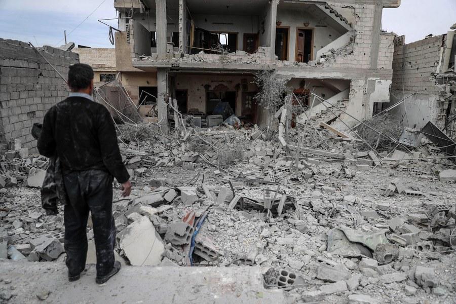 Συρία: Βομβαρδισμός φιλοκυβερνητικών δυνάμεων από τις τουρκικές δυνάμεις