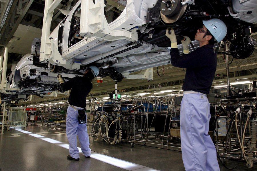 Πώς η Toyota ετοιμάζεται να μειώσει το κόστος της ηλεκτροκίνησης στο μισό