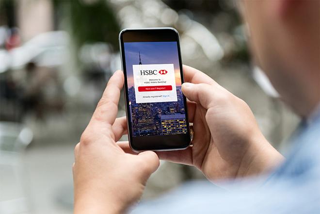 HSBC Mobile Banking: Επιβεβαιώση ταυτότητας με δαχτυλικό αποτύπωμα και αναγνώριση προσώπου