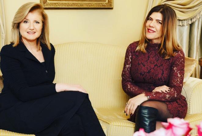 Arianna Huffington: Μιλάει στο Fortune με αφορμή το λανσάρισμα του Thrive Global στην Ελλάδα