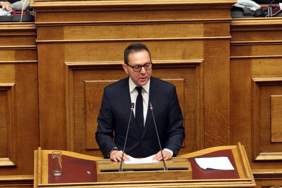 Στουρνάρας στη βουλή: Βρίσκομαι εδώ για να επιβεβαιώσω την ανεξαρτησία της ΤτΕ