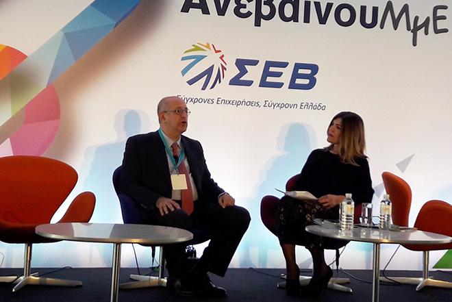 Σπύρος Θεοδωρόπουλος: Πιο εύκολο να βρεις χρήματα παρά καινοτόμες ιδέες