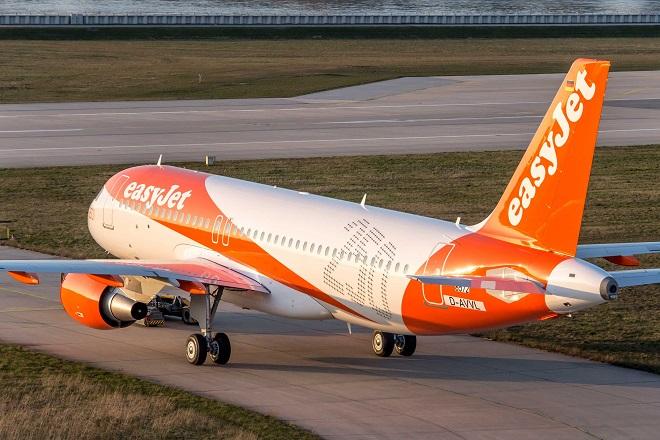 Η easyJet ανοίγει τρία νέα δρομολόγια από την Ελλάδα προς το εξωτερικό