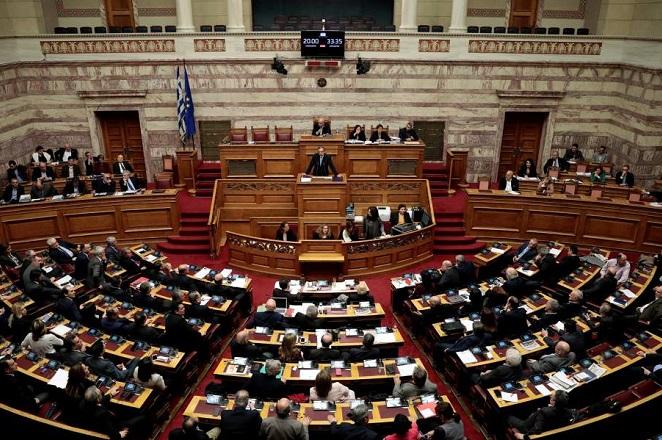 Με έναν νόμο και τη διαδικασία του επείγοντος στη Βουλή τα προαπαιτούμενα