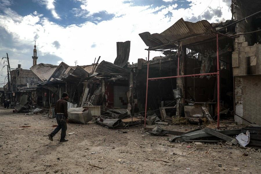 ΟΗΕ: Αποκλεισμένοι από ανθρωπιστική βοήθεια 400.000 κάτοικοι στην ανατολική Γούτα