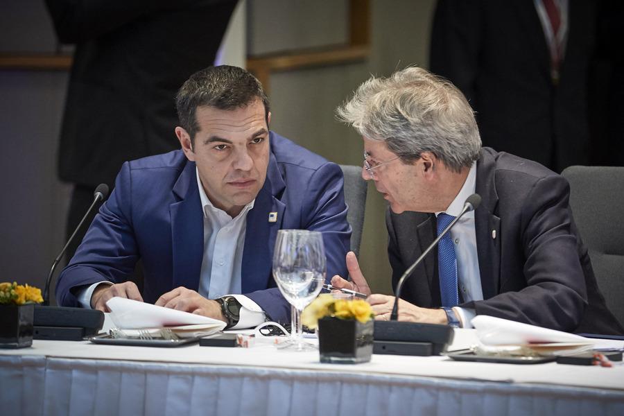 Τσίπρας: Το ζήτημα είναι πόσο κοινωνική Ευρώπη θέλουμε