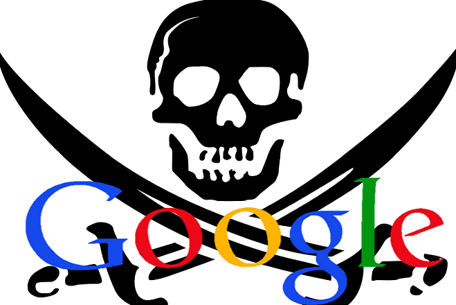 Google και Οργανισμός Πνευματικής Ιδιοκτησίας κατά της πειρατείας