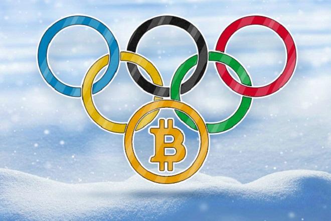 Bitcoin τώρα και στους Ολυμπιακούς Αγώνες