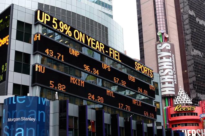 Η Dropbox κάνει «είσοδο» στο Χρηματιστήριο της Νέας Υόρκης