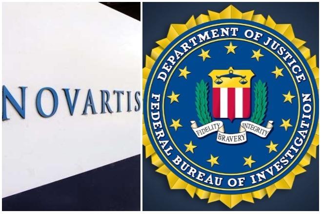 Έγγραφο του FBI αποκαλύπτει γιατί η Novartis δωροδοκούσε πολιτικά πρόσωπα