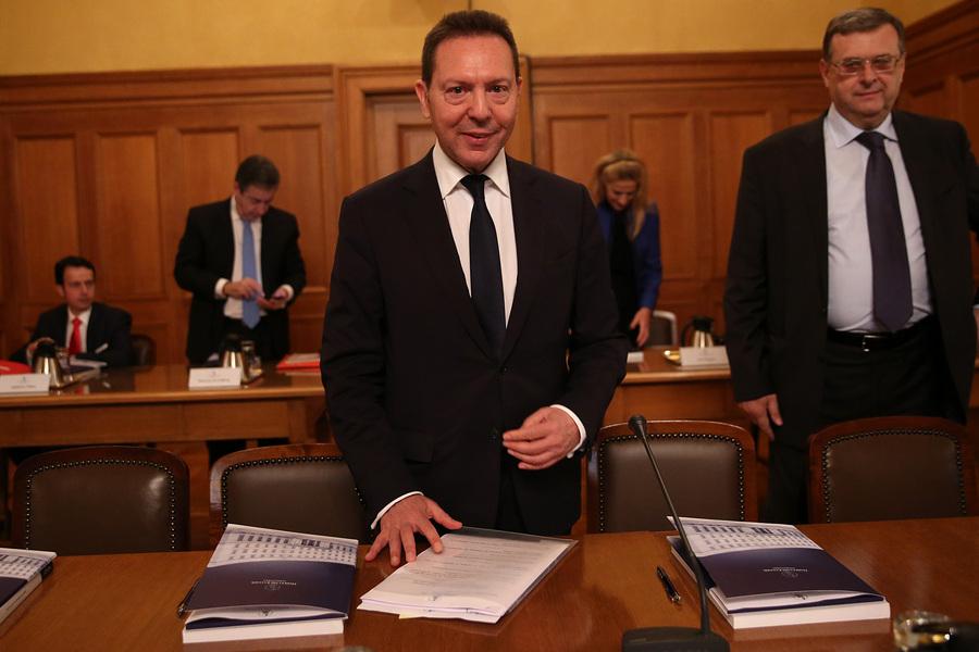 Νέα δημόσια τοποθέτηση Στουρνάρα υπέρ της προληπτικής πιστωτικής γραμμής