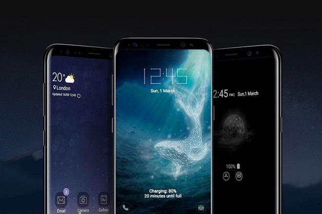 Η Samsung παρουσίασε το νέο Galaxy S9 και S9+
