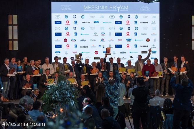 Messinia Pro-Am 2018_All Winners_Gala
