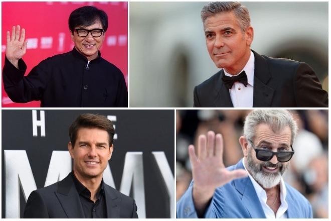 Οι πλουσιότεροι ηθοποιοί όλων των εποχών