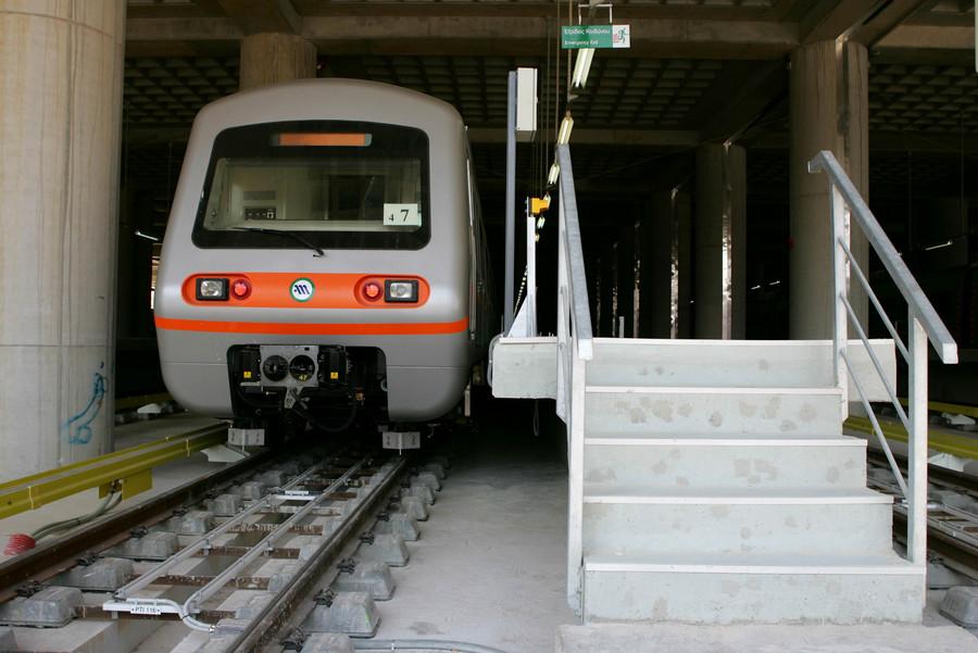 Στοιχεία για μίζες από τα έργα του μετρό της Αθήνας έστειλαν οι γερμανικές αρχές