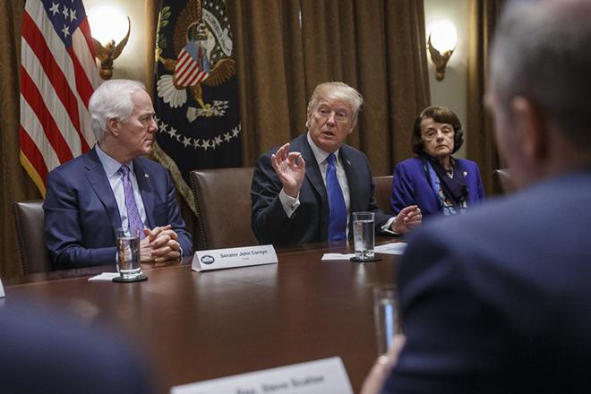 Ο Τραμπ άνοιξε το δρόμο για έναν νέο παγκόσμιο εμπορικό πόλεμο