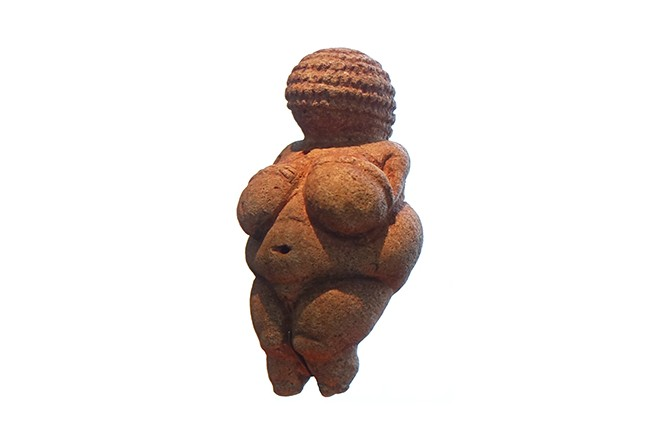 aphrodite of willendorf