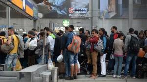 germany πρόσφυγες