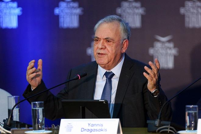 Δραγασάκης: Οι τρεις στόχοι της κυβέρνησης για την έξοδο από τα μνημόνια