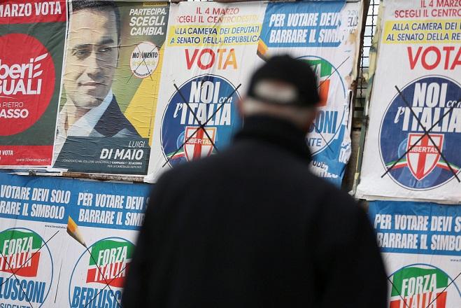 Ιταλία: Ένας στους τέσσερις πολίτες κινδυνεύει να βρεθεί κάτω από το όριο της φτώχειας