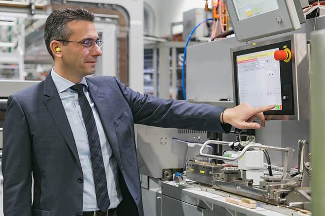 Χρήστος Χαρπαντίδης: Επιχειρηματικός μετασχηματισμός από το μέλλον στην Παπαστράτος