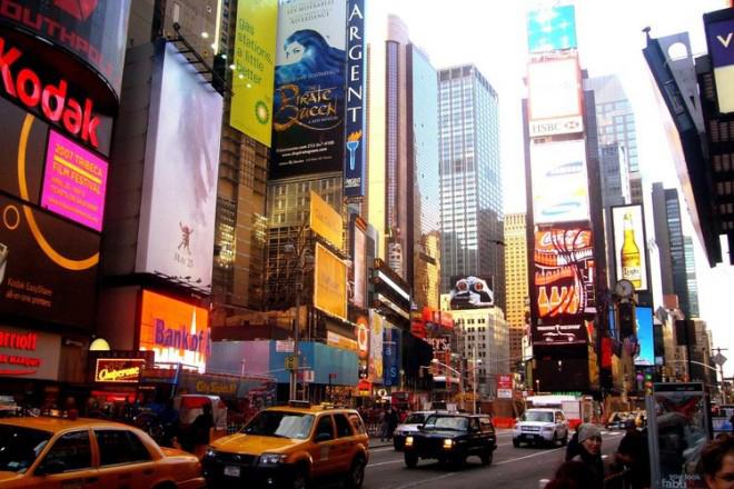 Wi-Fi υψηλής ταχύτητας από τα …φώτα της Νέας Υόρκης