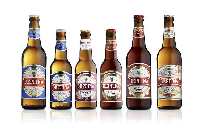 Το Silver European Beer Star 2018 κατέκτησε η Βεργίνα Weiss