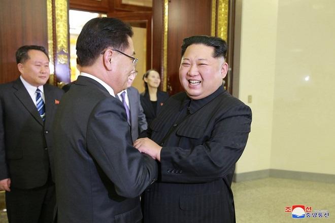 Η Βόρεια Κορέα δέχεται να εγκαταλείψει τα πυρηνικά εάν υπάρξουν εγγυήσεις για την ασφάλειά της