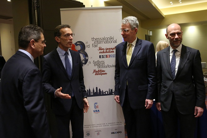 Τζέφρι Πάιατ: «Η Ελλάδα έχει επιστρέψει» το μήνυμα της ισχυρής παρουσίας των ΗΠΑ στη ΔΕΘ