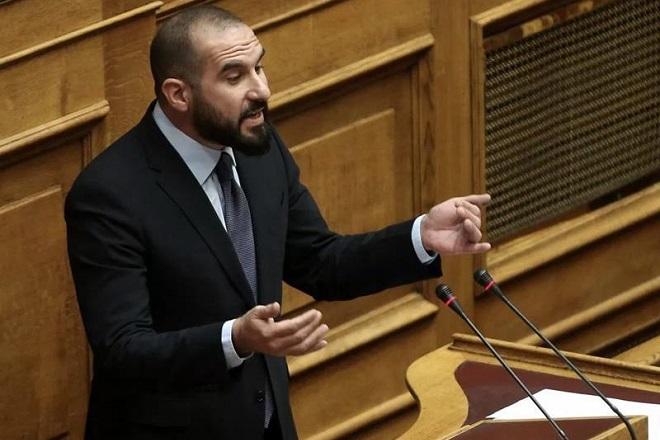 Τζανακόπουλος: Δεν θα οδηγηθούμε σε διπλωματικό θρίλερ