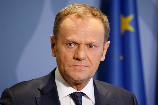 Τουσκ: Πιθανότητα 20-30% να παραμείνει τελικά η Μεγάλη Βρετανία στην Ε.Ε.