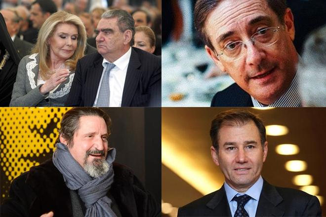 Οι Έλληνες της λίστας με τους πλουσιότερους ανθρώπους του κόσμου