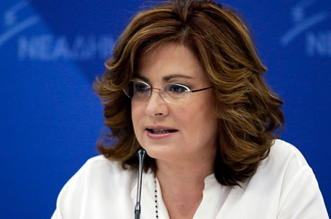 Επίσκεψη Μ. Σπυράκη στο περίπτερο της Ευρωπαϊκής Επιτροπής