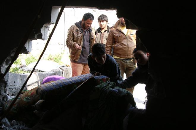 Προ των πυλών του Αφρίν ο τουρκικός στρατός