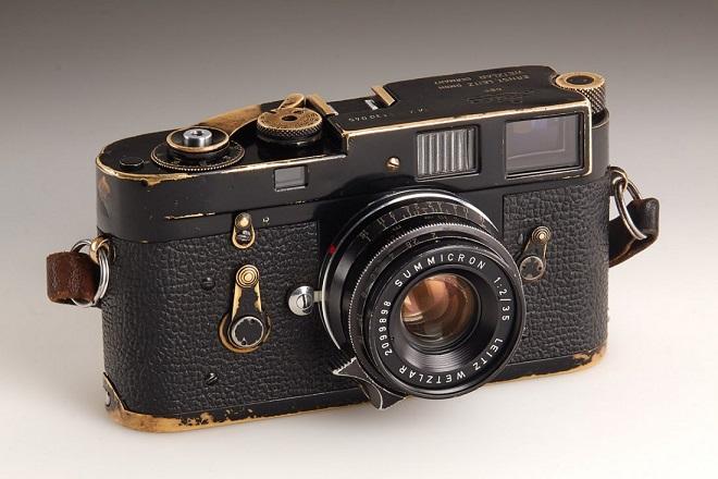 Πόσο πωλήθηκε η πιο ακριβή φωτογραφική μηχανή του κόσμου