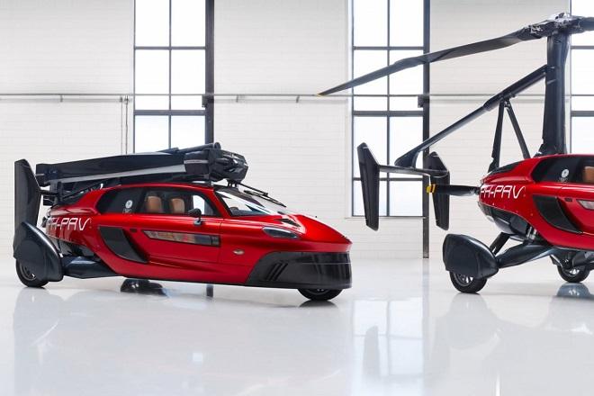 Το πρώτο ιπτάμενο αυτοκίνητο είναι διαθέσιμο προς πώληση – Πόσο κοστίζει;