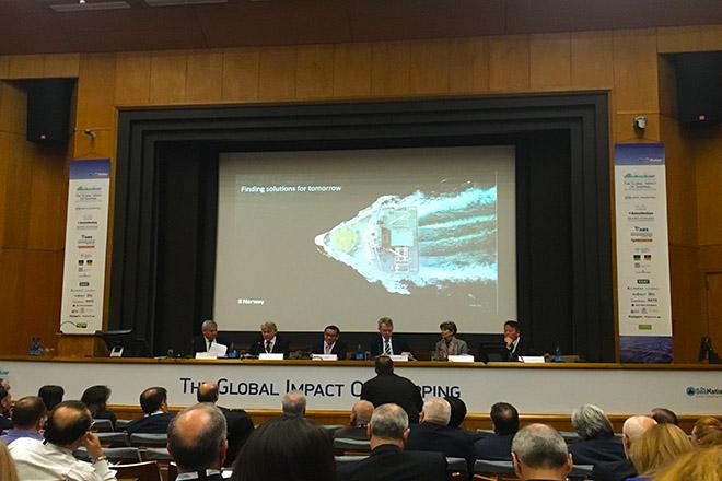 Η ελληνική ναυτιλία στην εποχή του ψηφιακού μετασχηματισμού