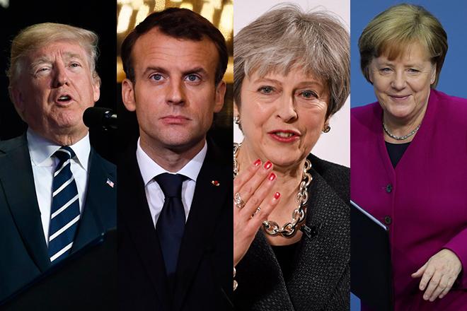 4 leaders